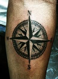 compass tattoo pictures to pin on pinterest tattooskid