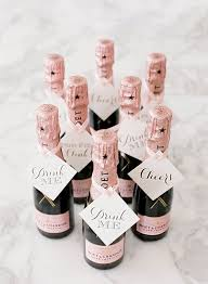 best 25 chagne wedding favors ideas on mini