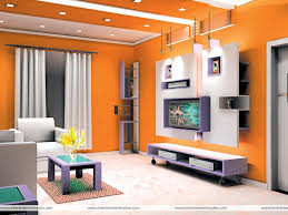 the cool orange bedrooms design the living room designs