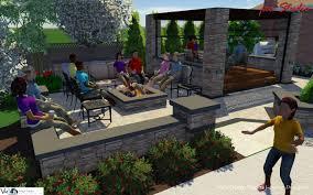 the new outdoor living space vizx design studios blog