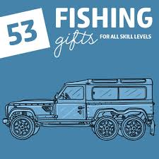 53 cool fishing gifts for all skill levels dodo burd