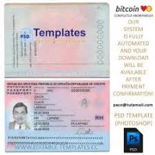 19 fake id templates free lessons learned template peerpex