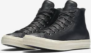 Jual Sepatu Converse Varvatos converse x varvatos ctas ii hi black leather premium hi tops