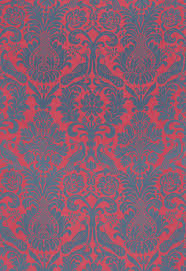 drapes alessandra branca for schumacher anna damask