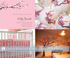 cherry blossom decor cherry blossom decor for nurseries popsugar