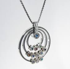 great necklace great grandmothers birthstone necklace aftcra