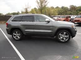 jeep cherokee grey mineral gray metallic 2012 jeep grand cherokee overland 4x4