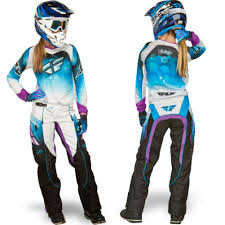 womens motocross gear packages fly kinetic race women s motocross jerseys