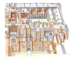 hampton court illustration dk eyewitness travel