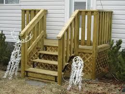 popular wood deck railing ideas u2014 new decoration