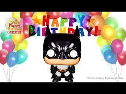 batman sings happy birthday song greetings marvel heroes theme