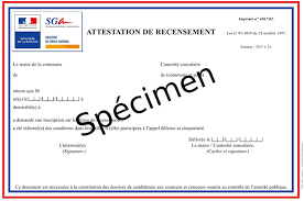 bureau service national le recensement citoyen macheren