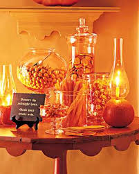 orange decorations birthday ideas