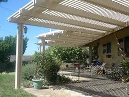 Lattice Patio Cover Design by Stanton Patio Covers
