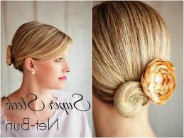 orchid low bun for wedding hairstyles how to orchid bun