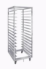 Bakers Rack With Wheels Amazing Bread Racks On Wheels 5 Tier Bakers Rack Removable Shelves