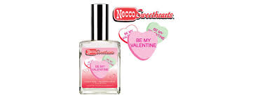 necco sweethearts necco sweethearts be my cologne spray the green