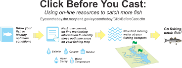 Gunpowder Falls State Park Map by Weekly Fishing Report July 19