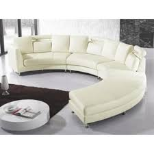 Cream Leather Chaise White Sectional Sofas Shop The Best Deals For Nov 2017