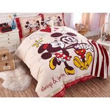 Vintage Comforter Sets Mickey Mouse Vintage Style Comforter Set