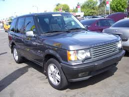 tan range rover about to pull trigger on a 2001 rr but need advise