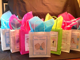 baby shower gift bag ideas baby shower gift bags favors s l1000 baby shower diy
