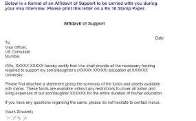 Affidavit Of Support Sle Letter For Tourist Visa Japan lanka got81
