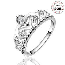cheap rings silver images Simple sterling silver rings for women online get cheap simple jpg