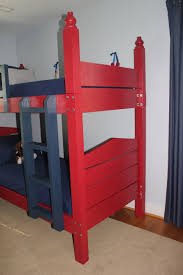 Maine Bunk Beds White Bunk Beds With A Maine Cottage Twist Diy Projects