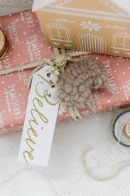 House Gift Farmhouse Style Gingerbread House Gift Wrap Liz Marie Blog