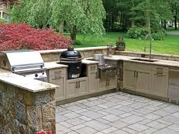 outdoor kitchen impressive peel stick backsplash lowes and tile