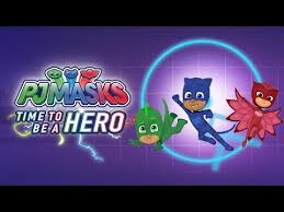 to be pj masks time to be a android apps on play