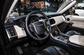 land rover 2017 inside range rover top model interior range rover interior next year