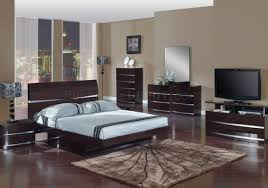 Modern Bedroom Furniture Full Size Bed Stunning Upholstered Platform Bed With Storage And Style