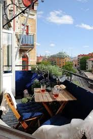 Super Cool And Breezy Small Balcony Design Ideas Balconies - Apartment terrace design