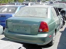 hyundai accent green 2004 hyundai accent used parts stock 003026