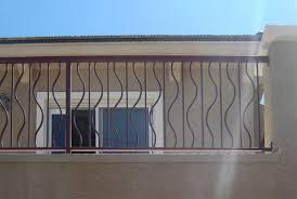 balcony railings artistic iron works ornamental wrought iron