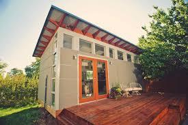 Backyard Garage Designs Affordable Modern Prefab Garage U2013 Awesome House