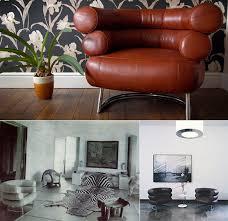 Bibendum Chair Eileen Gray Modern Classic Chairs