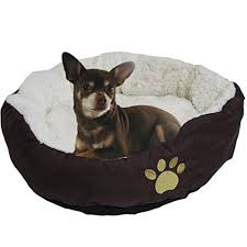 small pet beds pet beds for small dogs amazon com