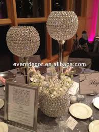 Silver Wedding Centerpieces by Best 25 Crystal Centerpieces Ideas On Pinterest Wedding Chair