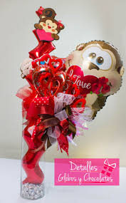 balloon and candy bouquets 139 best valentines balloons images on valentines