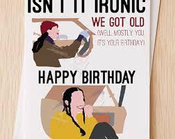 happy birthday cards etsy