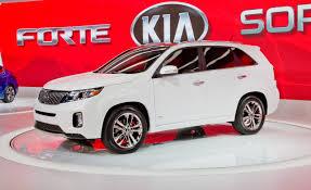 2014 kia sorento photos and info u2013 news u2013 car and driver