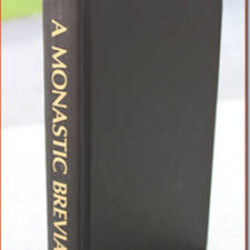 monastic breviary a monastic breviary by order of the holy cross librarything