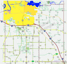 State Of Washington Map by Washington Township Map In Eau Claire County