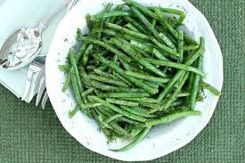 haricot vert salad french green bean salad with dijon