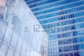 bureau ude structure modern skyscraper business office corporate building abstract