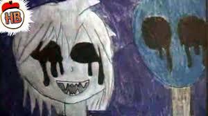 21 creepiest children u0027s drawings ever youtube
