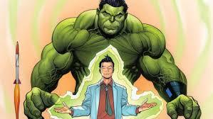 marvel reveals u0027totally awesome hulk u0027 korean american